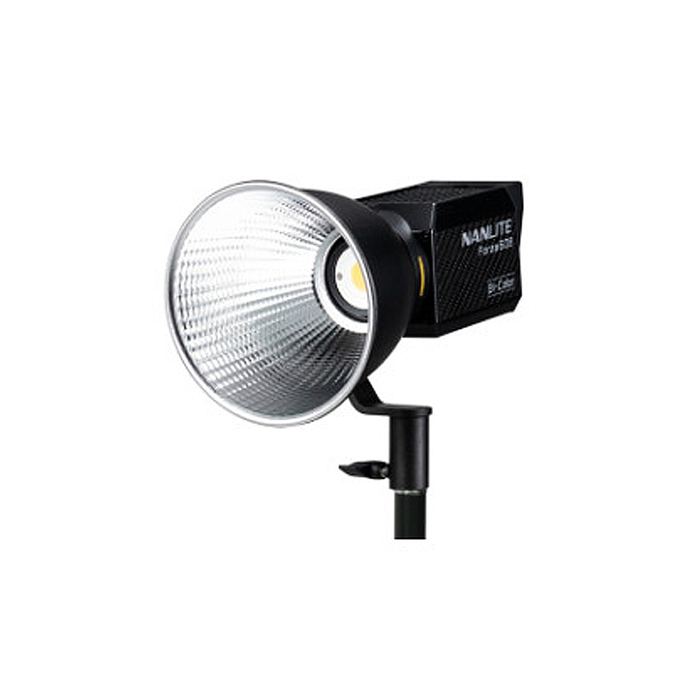 NANGUANG 南冠/南光 FORZA 60B 雙色溫 60W 燈具 LED 補光燈(公司貨)FORZA60 B 含保榮轉接環+電池手把
