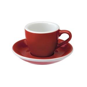 Loveramics Pro-Egg濃縮咖啡杯盤組80m-共7色紅