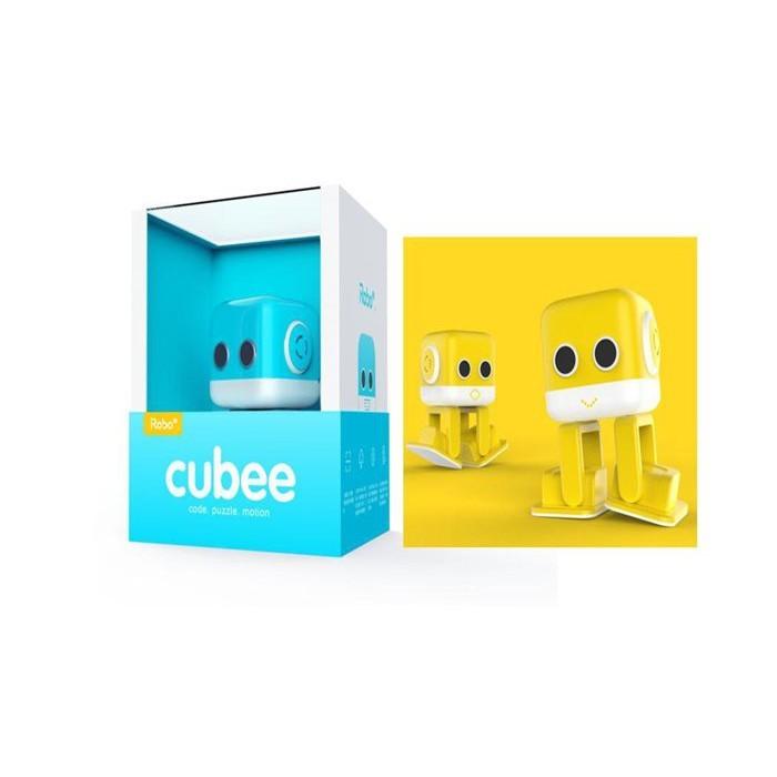 抖音 cubee 方小方 智能機器人 跳舞 音響 音樂 機器人 迷你喇叭 f9 cf137052