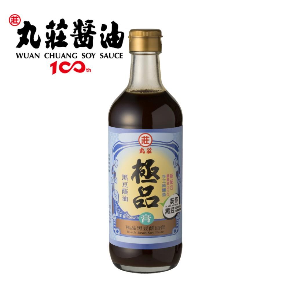 [丸莊]黑豆極品蔭油膏550g