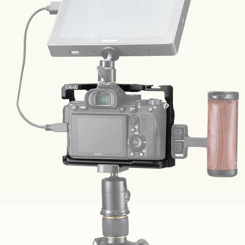 【eYe攝影】Ulanzi CA-A7R4 Sony 相機兔籠 提籠 外殼 保護殼 一體設計 支架 保護框 鋁合金框