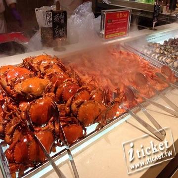 漢來海港自助餐廳平日自助午餐券-一套二張