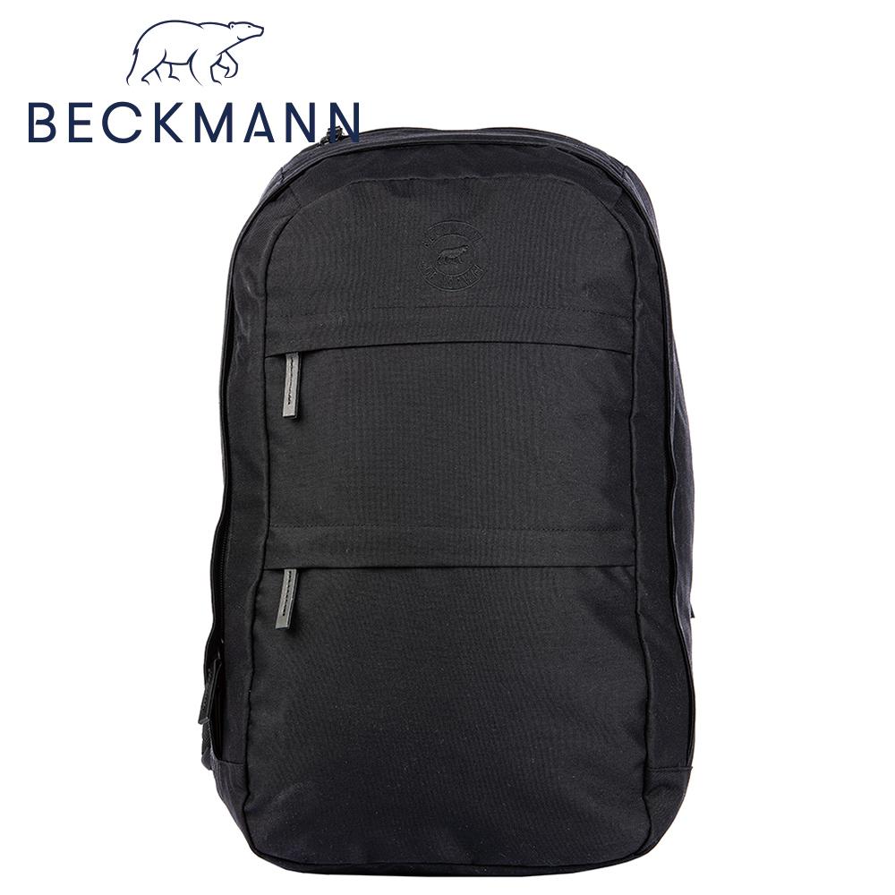 【Beckmann】成人護脊後背包Track 32L - 經典黑