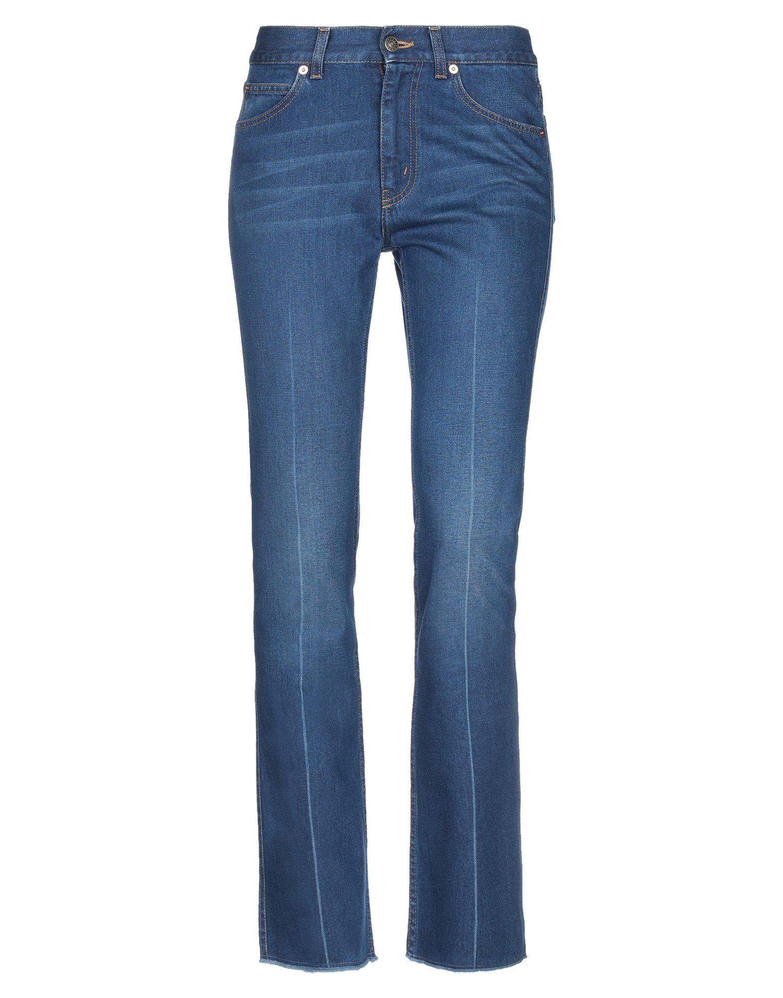 GUCCI Denim pants - Item 42796256