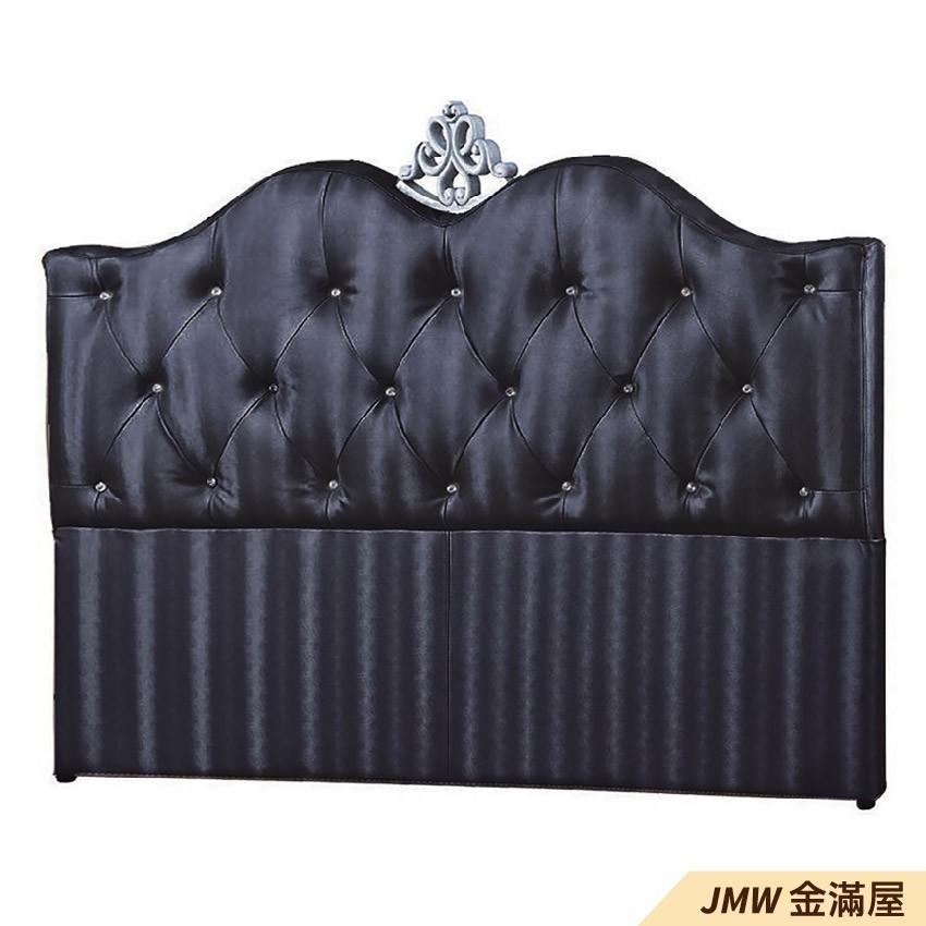 標準雙人5尺 床頭片 床頭櫃 單人床片 貓抓皮 亞麻布 貓抓布金滿屋g410-4 -