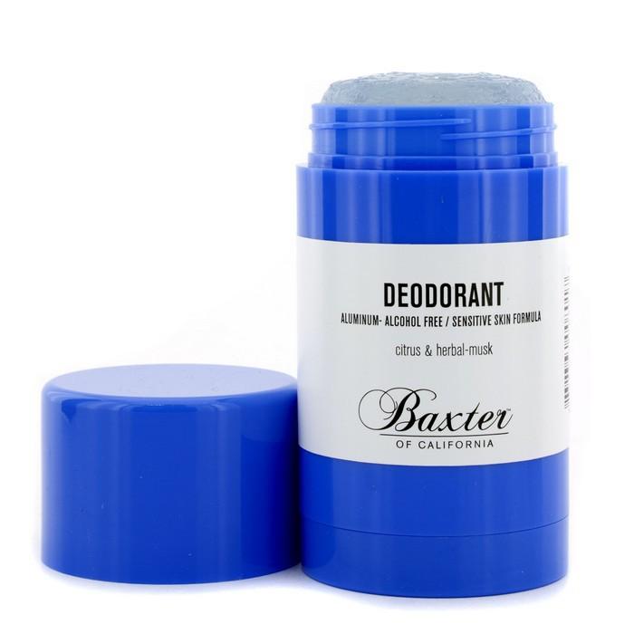 加州巴克斯特 - 香體止汗棒 Deodorant - 不含酒精 (敏感皮膚配方)