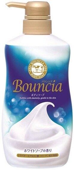 日本製牛乳石鹼Bouncia沐浴乳 500ml (共2款)