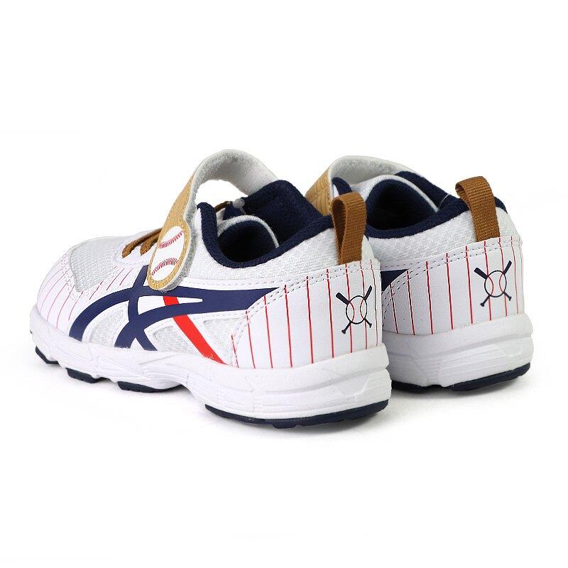 ASICS CONTEND 6 TS 學步鞋 小童鞋 運動系列 棒球 藍白 NO.R6023