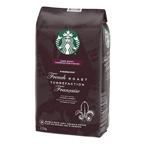 Starbucks 法式烘焙咖啡豆 1.13 公斤