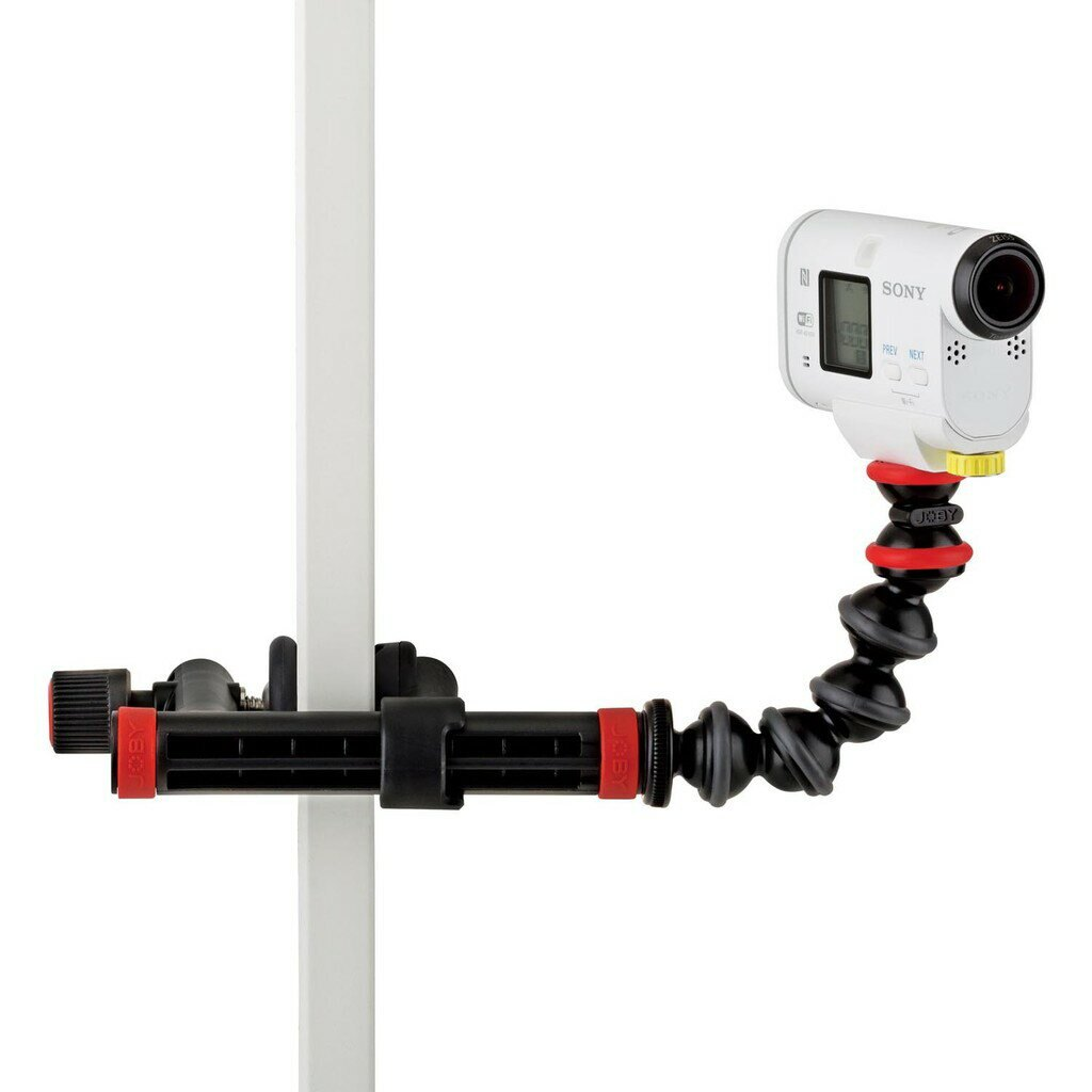 【eYe攝影】JOBY 強力金剛爪臂夾具 JB01280 JB28 gopro相機夾 公司貨