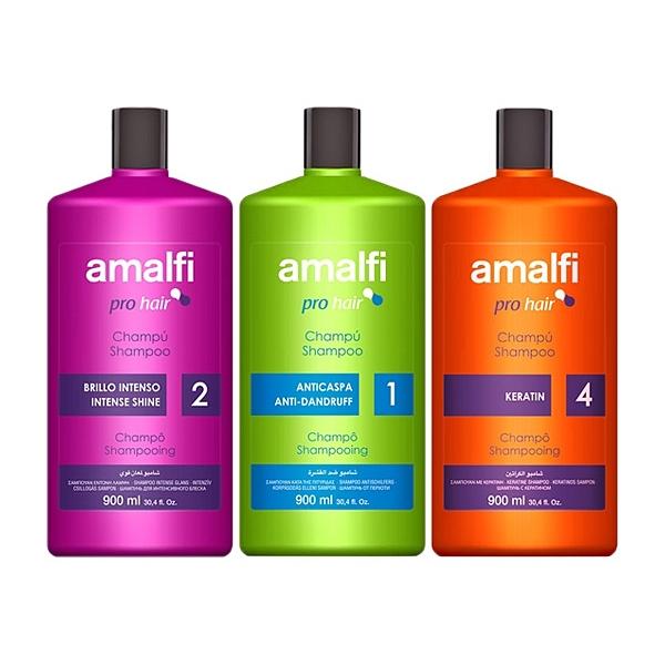CLIVEN 香草森林 專業級洗髮精(900ml) 款式可選 【小三美日】Amalfi
