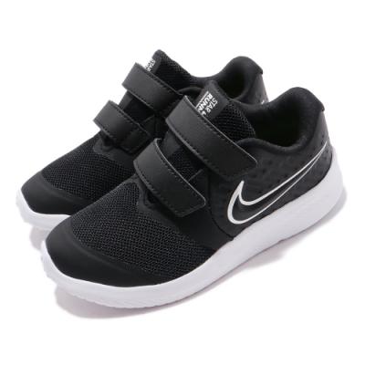 NIKE 童鞋 慢跑鞋 運動鞋 小童 黑 AT1803001 NIKE STAR RUNNER 2 TDV - 202001