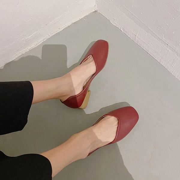 女平底夏季新款軟底單鞋