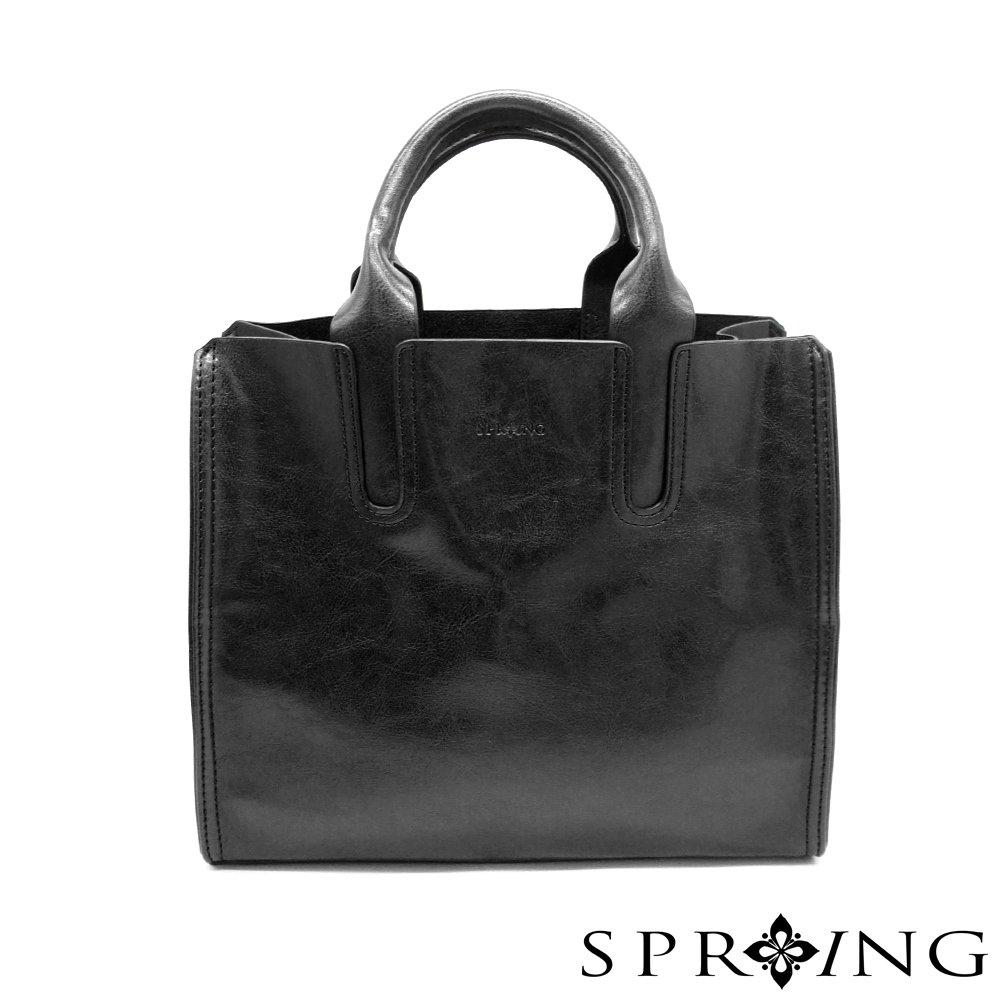 SPRING-朴秘書的柔軟方包-紳士黑(9-92200-00)