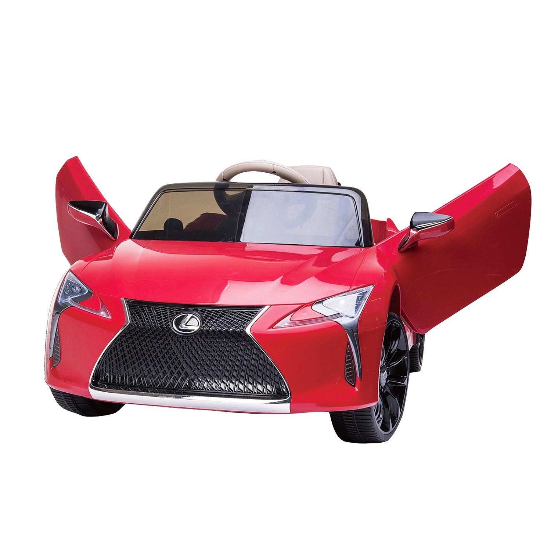 Ching Ching - LEXUS LC500兒童電動車(原廠授權)-紅色