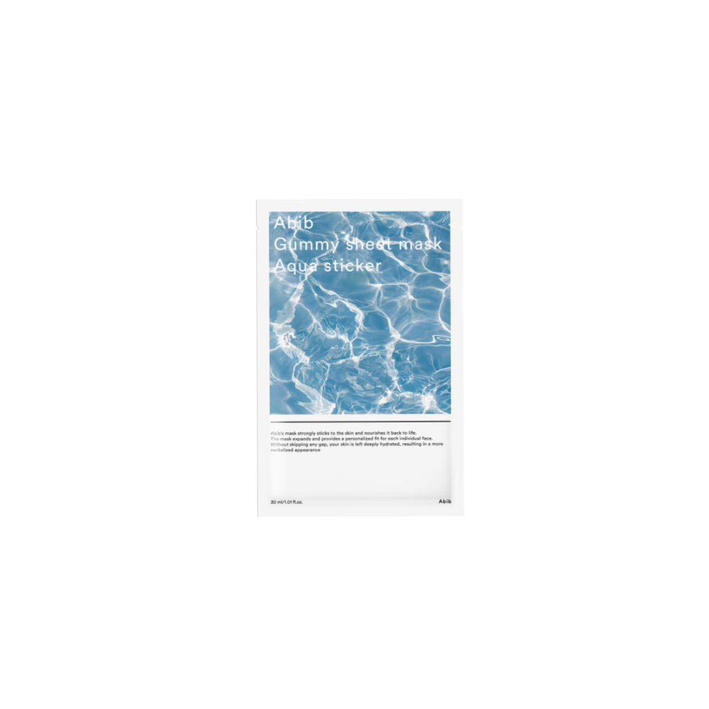 【Abib】口香糖面膜(單片) - 水庫