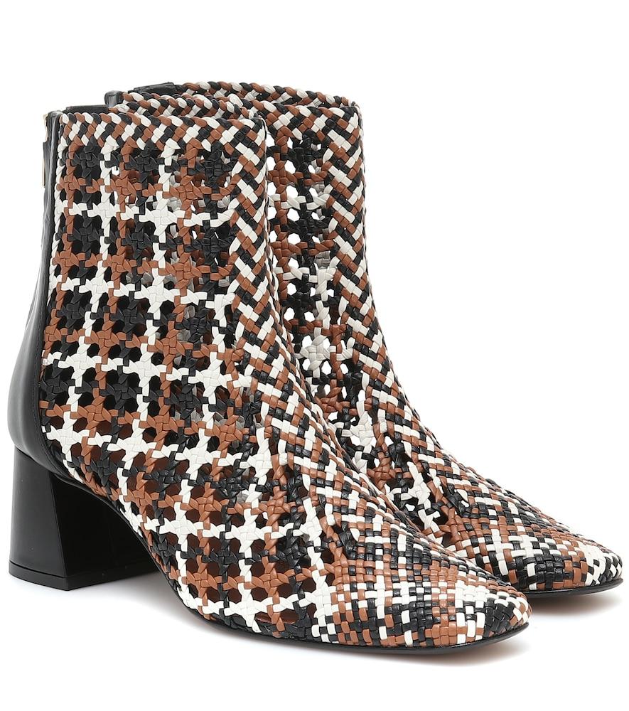 Nova Ibiza 50 leather ankle boots