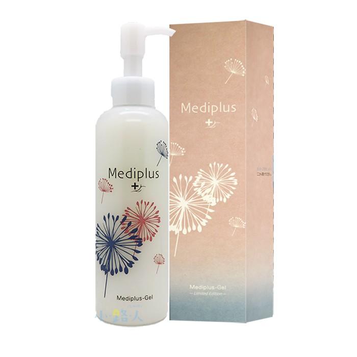 【Mediplus美樂思】Mediplus-Gel 全效升級保濕彈力精華凝露 (溫柔綻放限定瓶180g/瓶)