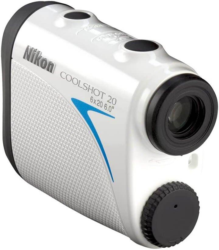Nikon【日本代購】便攜式激光 測距儀COOLSHOT20