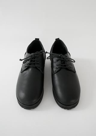 韓國空運 - round toe casual loafer 樂福鞋