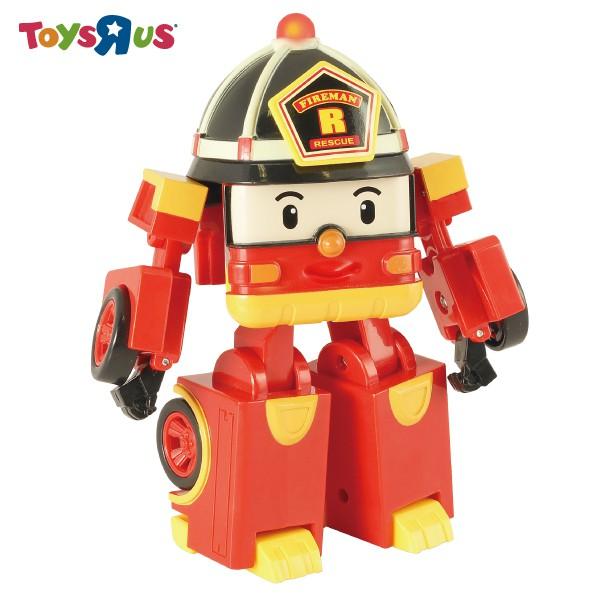 波力救援小英雄 LED 變形羅伊 玩具反斗城