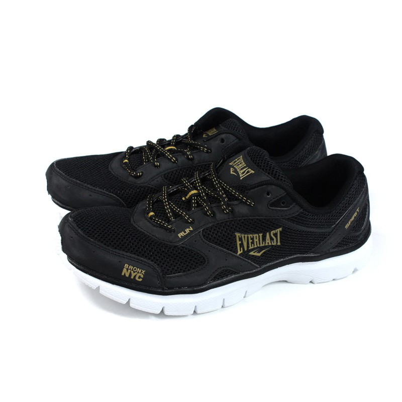 EVERLAST 運動鞋 慢跑鞋 黑色 男鞋 4921255220 no129