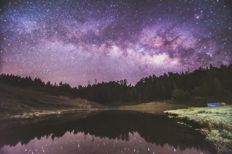 【新手】散落的珍珠・加羅湖兩天一夜・免揹公裝公糧帳篷睡袋