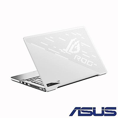 ASUS GA401IV 14吋電競筆電(R9-4900HS/RTX 2060/16G/1TB SSD/ROG Zephyrus G14/月光白-有燈版)