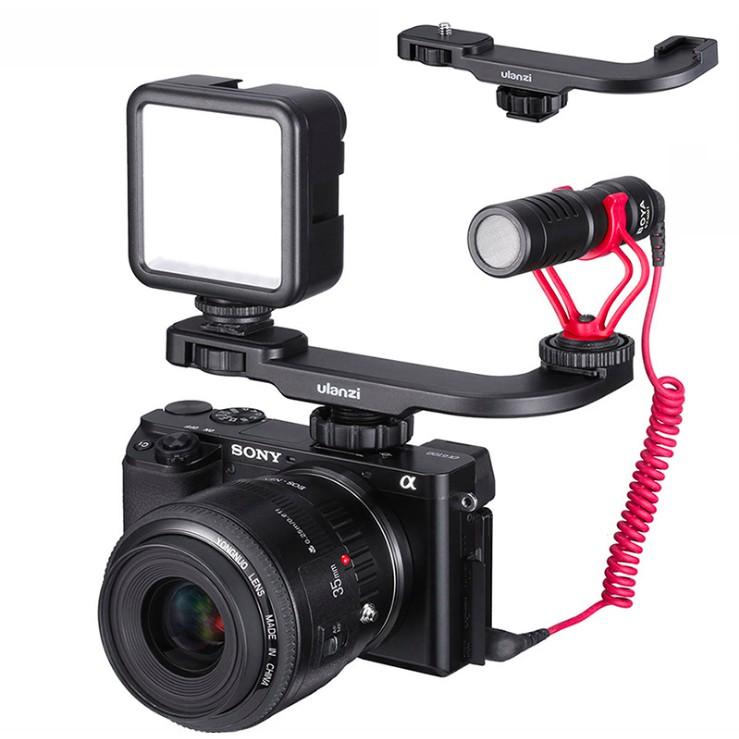 ULANZI 優籃子 PT-8 槍式熱靴拓展支架 手機 運動相機 微單眼 適用 可接補光燈 麥克風