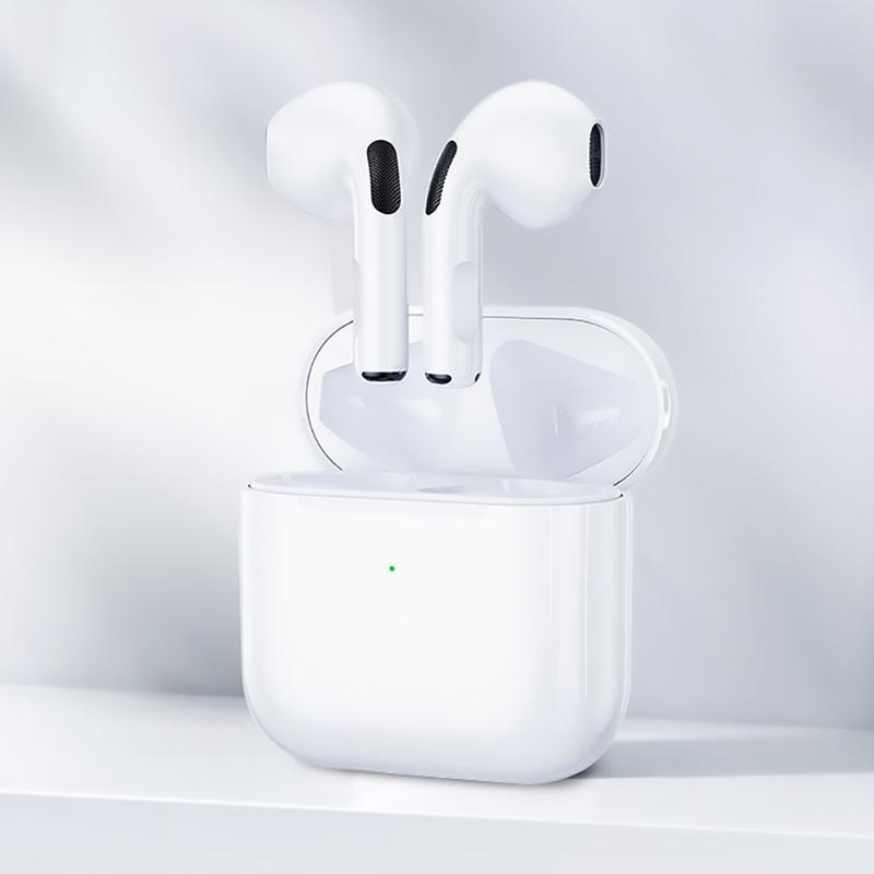 耀系列TWS Pro4無線藍牙耳機 EAUB033 白色