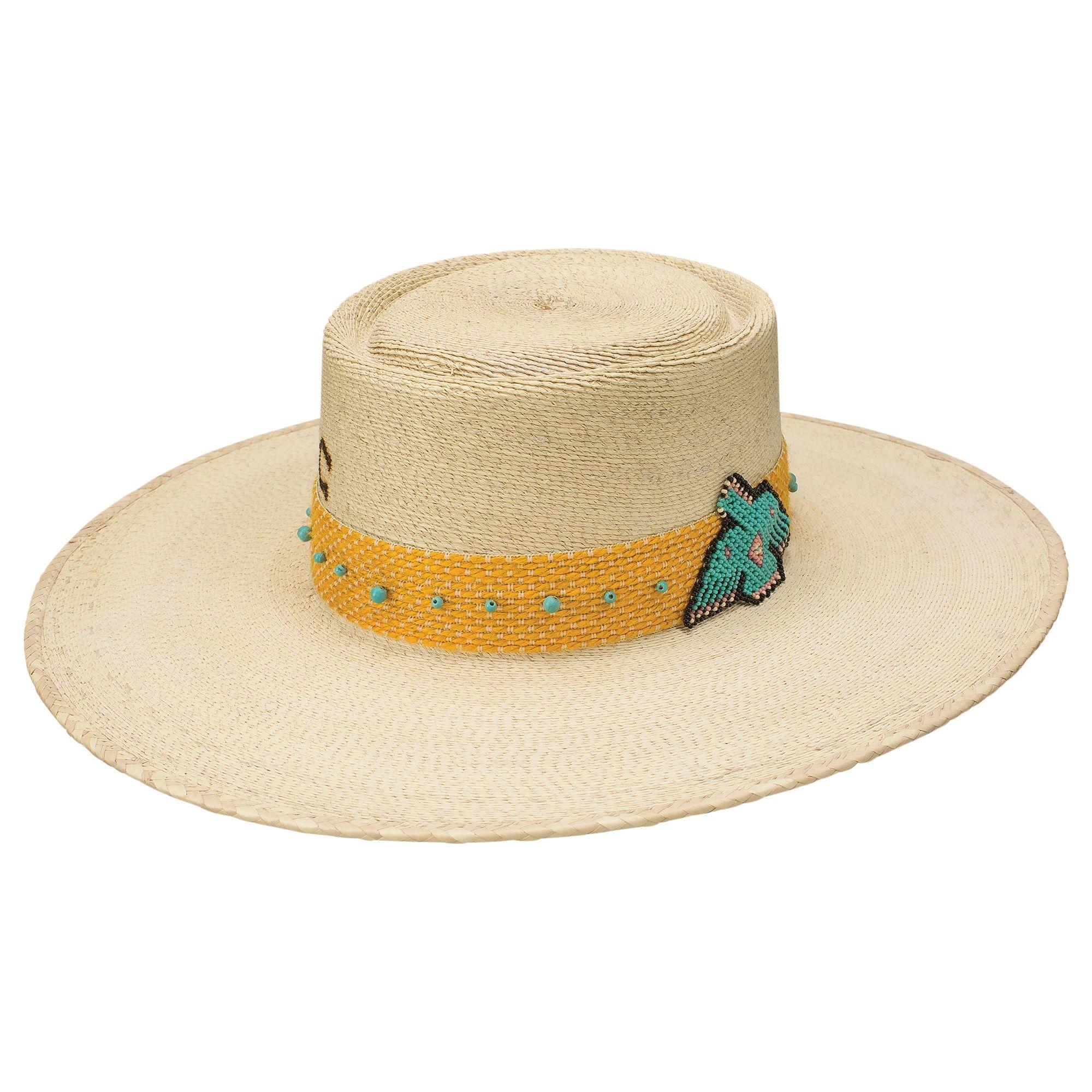 Charlie 1 Horse War Eagle - Straw Cowboy Hat