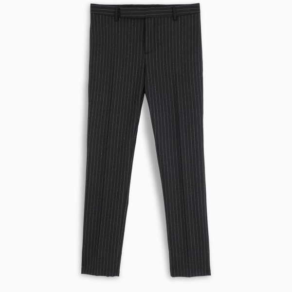 Saint Laurent Pinstripe slim trousers