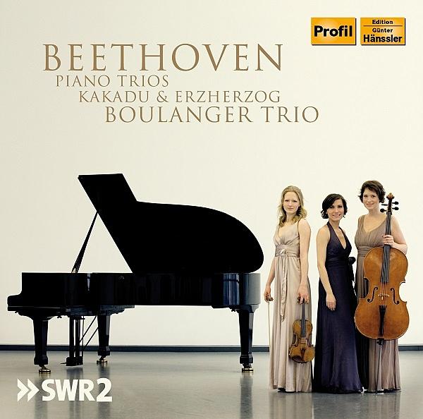 【停看聽音響唱片】【CD】貝多芬:鋼琴三重奏《卡卡杜》、《大公》