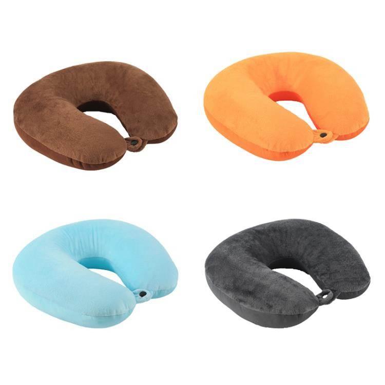 【蝦選】U型枕頸椎護頸枕U形枕頭汽車飛機旅行枕學生午睡午休神器