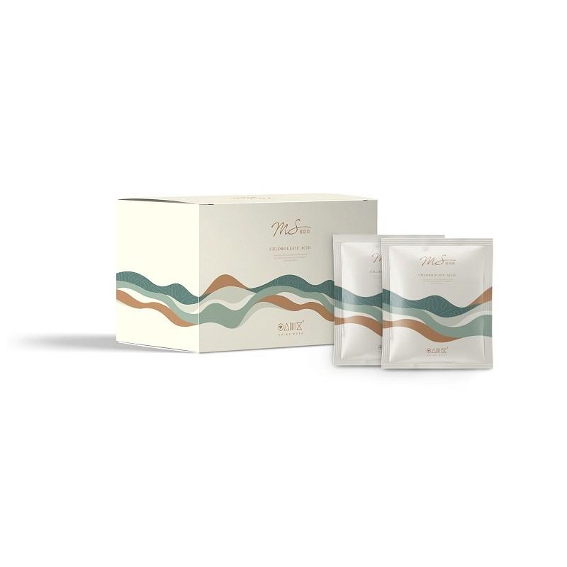 【DRINK MORE君墨】MS咖啡(15包裝) 綠原酸結合風化珊瑚 補充礦物質