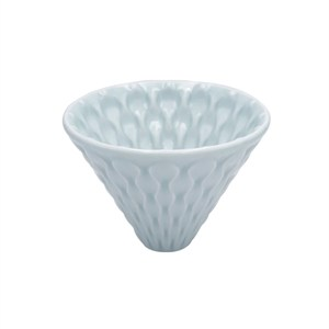 Loveramics 陶瓷咖啡濾杯/4杯-青瓷藍(醇厚)