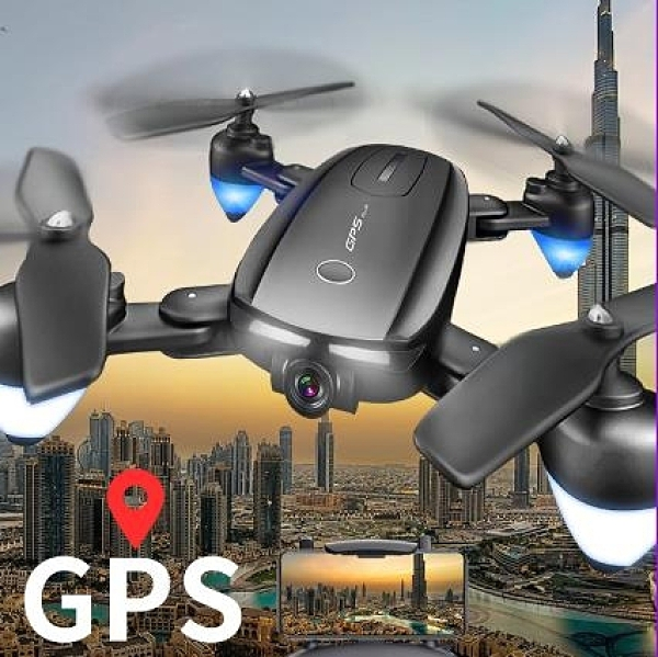 空拍機 寶貝星GPS 無人機航拍器4K高清專業飛行器遙控飛機直升神器2000米 DF 萬聖節狂歡