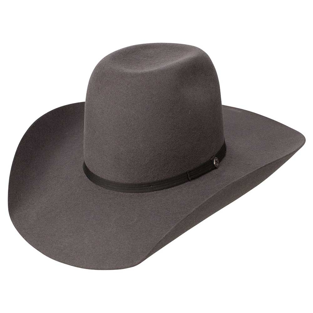 Resistol HOOey Day Money - (4X) Wool Cowboy Hat