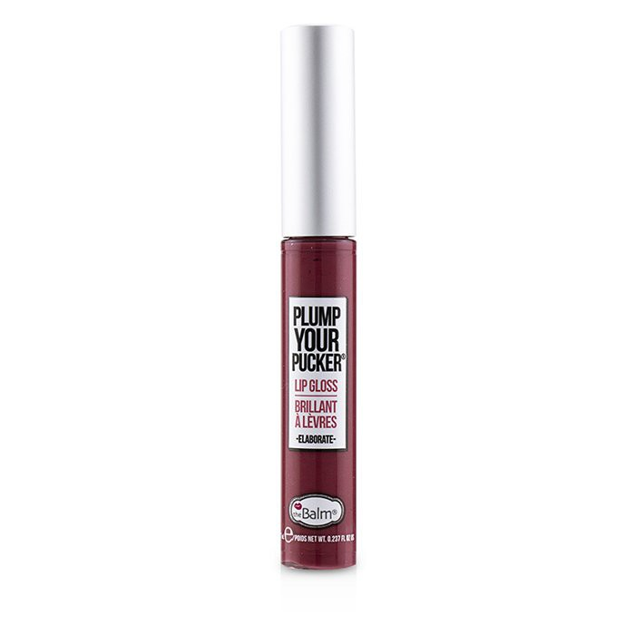 THEBALM - 傾國之吻水感唇蜜Plum Your Pucker Lip Gloss