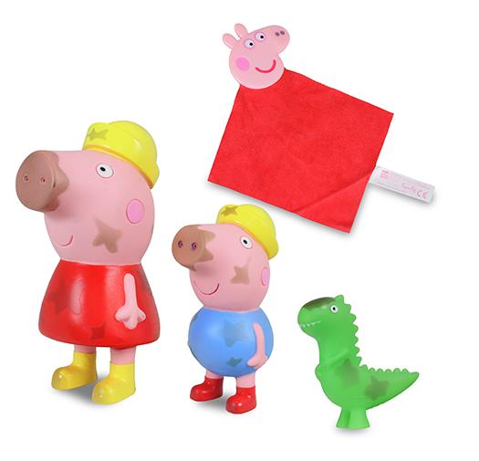 【崑山玩具x日韓精品】佩佩豬 魔法洗澡遊戲組/粉紅豬小妹/Peppa Pig