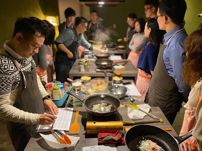 (經典課) 不再一個人的美味關係・單身限定料理課