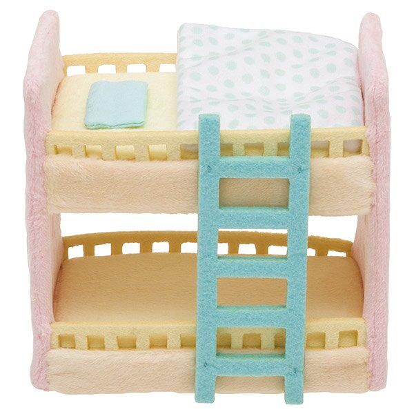 【角落生物 雙層床鋪娃娃】角落生物 雙層 上下舖 床鋪 娃娃 家家酒 SS號專用 日本正版 該該貝比日本精品