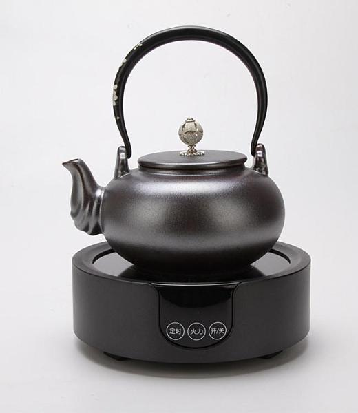 新款電陶爐茶爐家用迷你煮茶爐電熱光波爐靜音煮茶器 【母親節禮物】