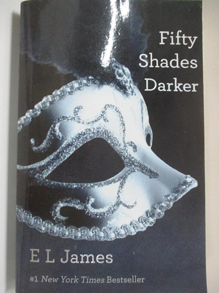【書寶二手書T9/原文小說_AX7】Fifty Shades Darker 2_E L James