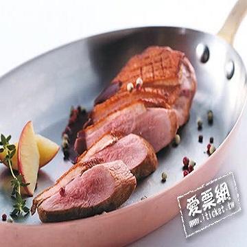 夏慕尼新香榭鐵板燒餐券(全省通用)i【一套二張】i
