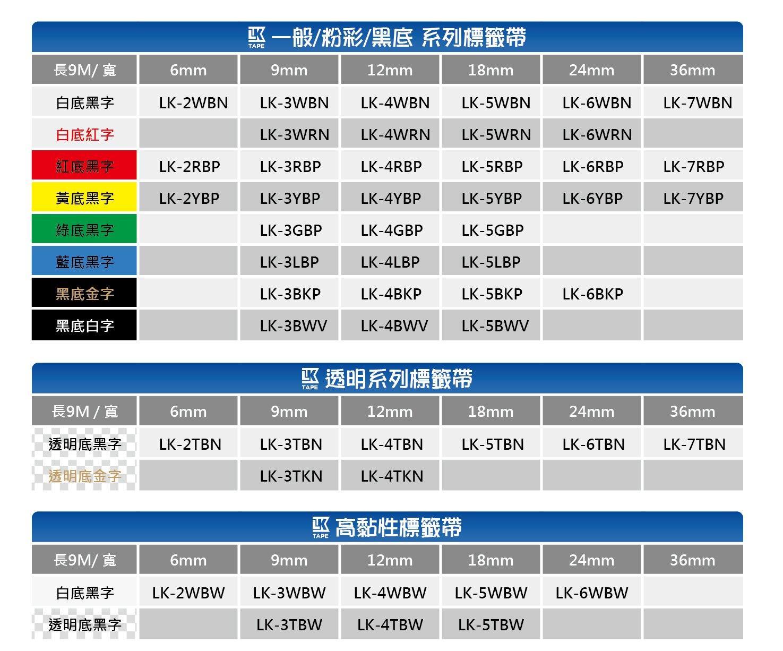 愛普生 EPSON LK產業用磁鐵系列標籤帶(原廠) 黃底黑字 18/24/36mm x 1.5M