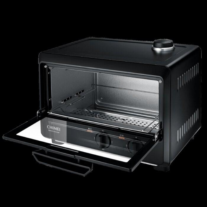 奇美chimei 10l電腦智能電烤箱 ev-10t0ak