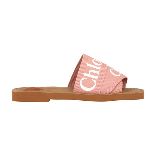 Woody sandals