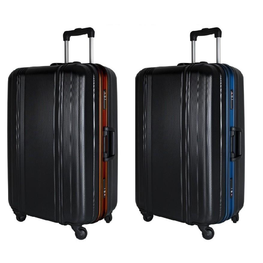 CROWN 29吋行李箱 拉鍊拉桿箱 C-F2808 【五福居家生活館】旅行 行李箱 旅行箱 旅遊箱 旅遊