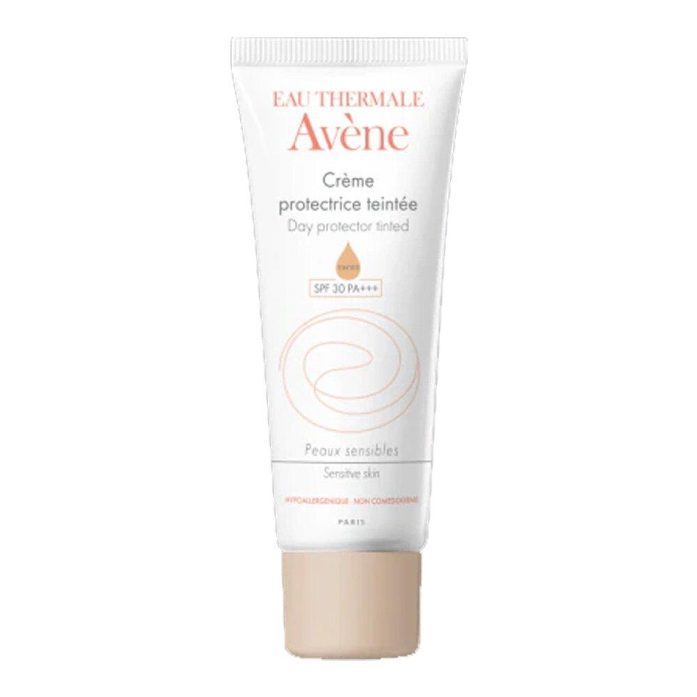 【買一送一】Avene 雅漾 清爽抗UV潤色隔離乳SPF30+40ml*2條高效寬頻防曬 042065